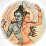 Shiva and Sakthi the perfect couple